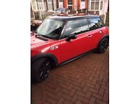 MINI COOPERS S *quick sale/p.x* family car 162 BHP 12 months mot