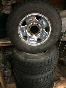 265/70R17 Toyo Winter Tire Prince George British Columbia image 1