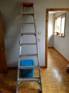 8 Foot Step Ladder