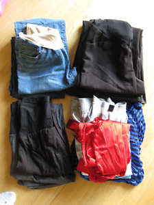 Maternity Clothes - Lot XS & S