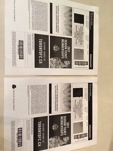 2x TFC Playoff Tickets for Sale