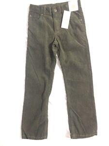 Brand new forest green cords, size 6 Kingston Kingston Area image 1