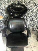 sale equipment for salon coiffure
