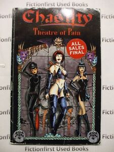 """Graphic Novel: """"Chastity: Theatre of Pain"""""""