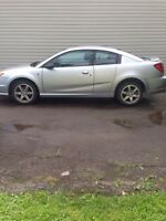 2004 Saturn ion redline supercharged