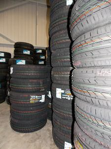 225\50\17 - 75$+tx  NEW TIRES*****BEST PRICES