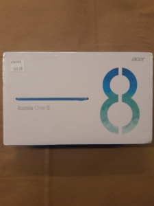 Iconia One 8 (Scellé/Sealed)