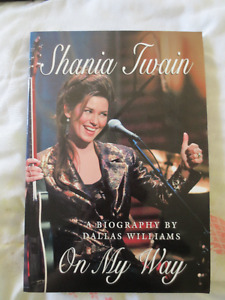 Shania Twain: On My Way biography OR  8X10 Pictures