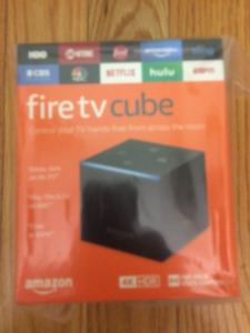 New Amazon Fire TV Cube 4K - Loaded Movies, TV, Adult, Etc!!!