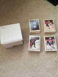 91-92 Premier Hockey - 10 Complete Sets