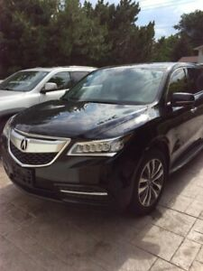 2014 Acura MDX Nav CAM Loaded ONLY 35k and 2YR EXTENDED WARRANTY