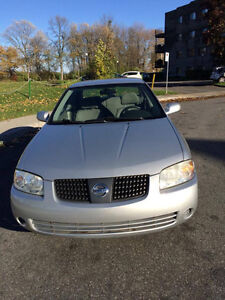 2006 Nissan Sentra Special edition 1,8 Other West Island Greater Montréal image 2
