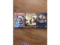 All 3 hangover Dvd's