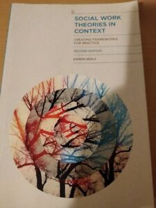Social Work Theories in Context Textbook for Sale