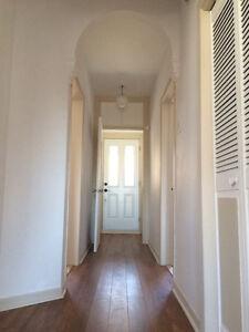 Appartement à louer 4 1/2 Verdun - Disponible immédiat