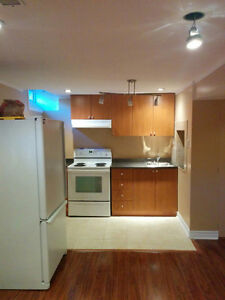 Basement apartment for rent in milton