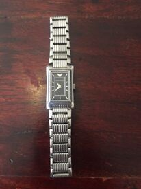 Genuine ladies Armani watch