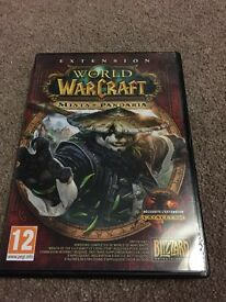 World of Warcraft - Mists of Pandaria Game