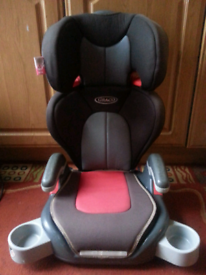 Graco car seat for weight 15kg to 36kg open to offers .