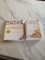 What to Expect the First Year & Pregnancy Book