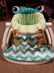 Frog sit up chair