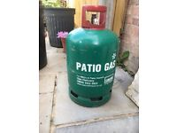 Calor gas cylinder 13kg with gas