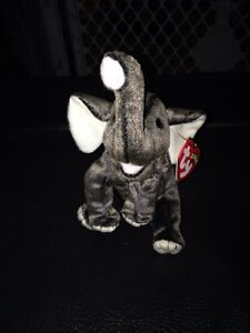 Trumpet Ty beanie baby still with tags price firm