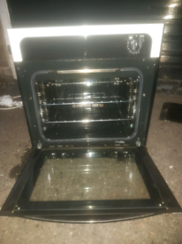 gas integrated oven delivery available