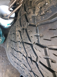 Offers. LT295/60R20 Nitto Terra Grapplers