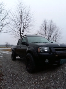 NISSAN FRONTIER SE 4X4 CREW CAB LONG BOX ETESTED