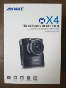ANNKE X4 HD Driving Recorder 1080P Camera Car Brand New