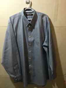 Like NEW KIRKLAND OXFORD COTTON SHIRT, 2 COLOURS AVAILABLE