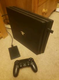 Playstation 4 Pro 2tb