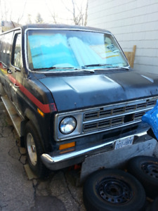 1978 Ford Project Van
