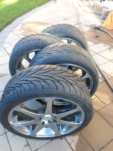 Selling R17 (17 inch) Tires.