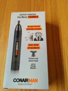Conair Man Nose and Ear Trimmer