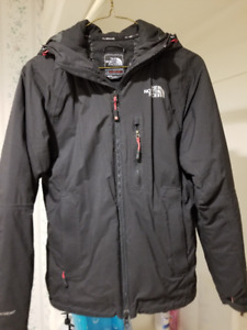 North Face Woman's winter jacket - black size small