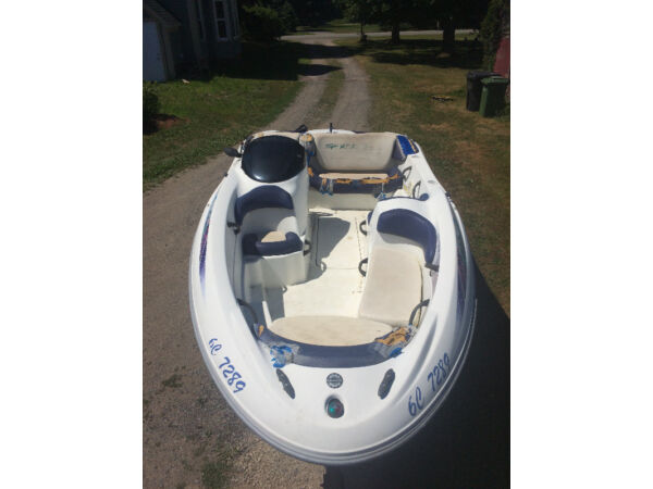 Used 1999 Sea Doo/BRP sportster 1800