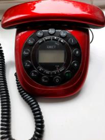 Corded telephone IDECT Carrera