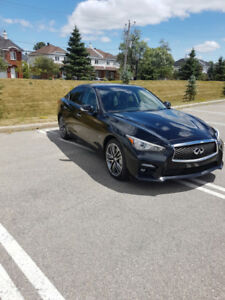 2016 Infiniti Q50 -Lease-Take-Over- $3000 Incentive