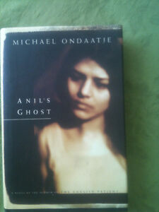 Anil's Ghost by Ondaatje