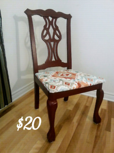 Chippendale Style Chair