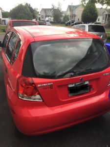 2006- Suzuki Swift (manuelle)