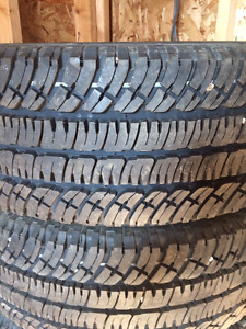 275-65r20 10 PLY MICHELIN $900.00