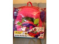 Fairy Jumbo Go Go Go - Baby Friendly Soft Car (Girl). Great condition. Only £18