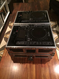 Pioneer CDJ 2000's & Odyssey Cases - Perfect Working Order