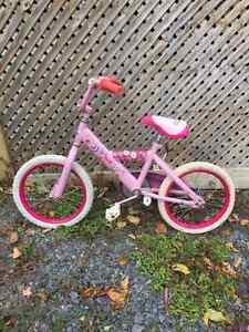 GIRL'S 'BARBIE' BIKE