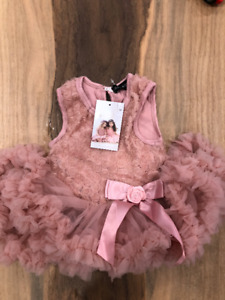 New Olivia Rose Dress (3-6 months)