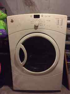 GE HE clothes dryer