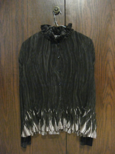 Ruffled blouse for sale